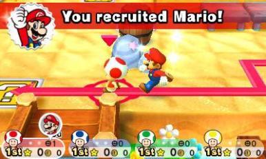 Presentazione di Mario Party Star Rush all'E3 4