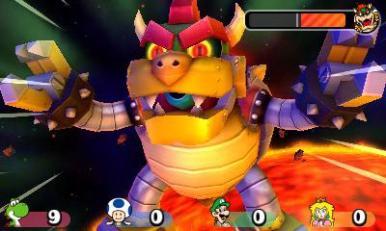 Presentazione di Mario Party Star Rush all'E3 6