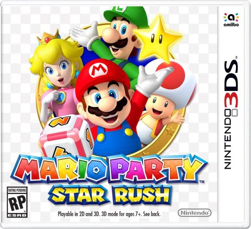 Presentazione di Mario Party Star Rush all'E3