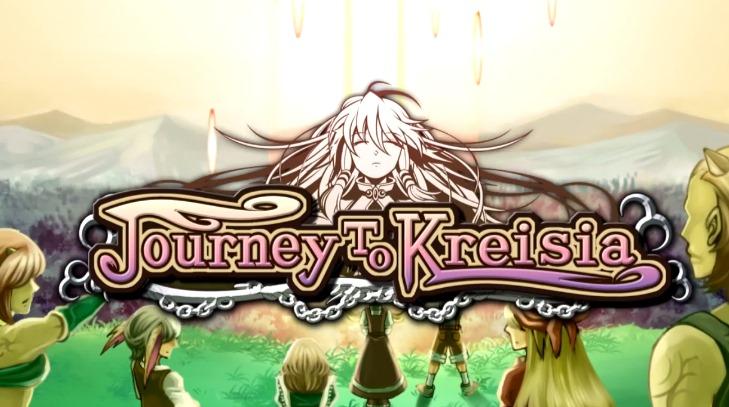 Journey to Kreisia Arriva in Europa e America
