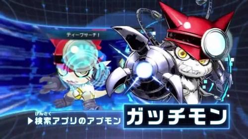 App di Digimon Universe Appli Monsters