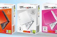 Tre Nuovi Colori per il New Nintendo 3DS