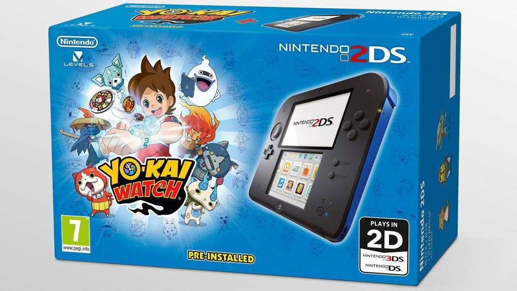 Yo-Kai Watch 2 arriva in Europa