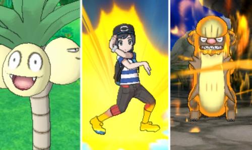 vecchi Pokémon adattati alla regione Alola