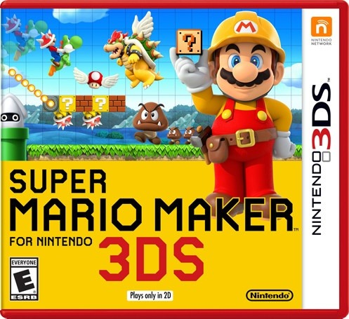 Super Mario Maker 3DS Sarà Solo in 2D