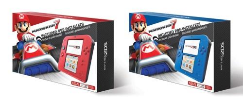 Nintendo Ha Invertito i Colori del 2DS