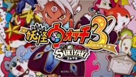 Trailer di Yo-kai Watch 3 Sukiyaki