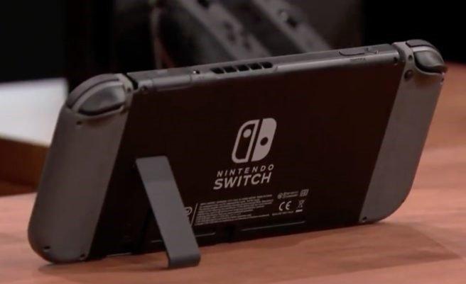 La Switch della Presentazione Era Europea?