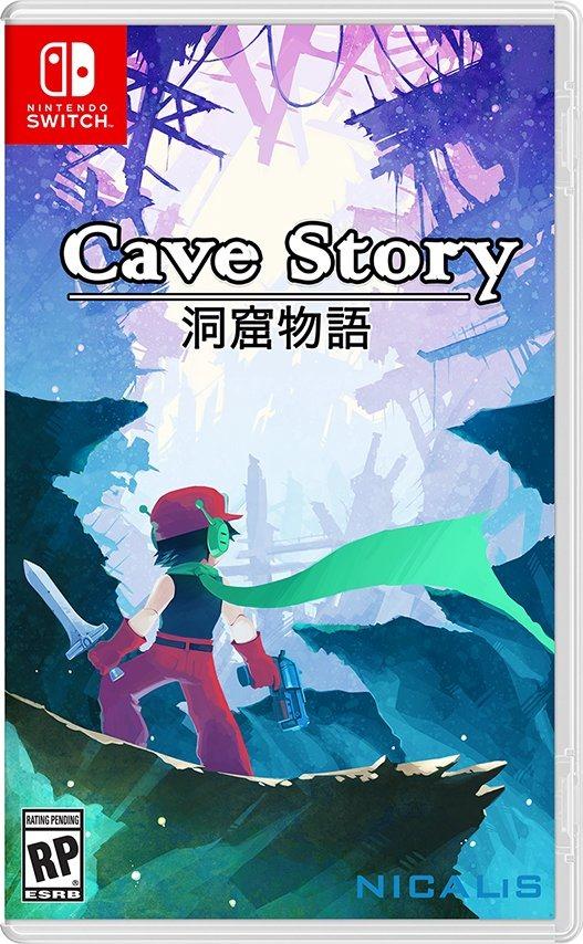Cave Story Arriverà su Nintendo Switch