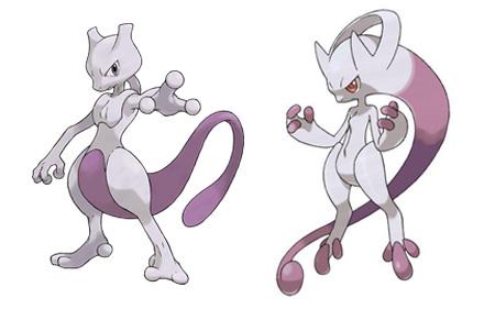 Distribuzione di Mewtonite X e Y per Pokémon Sun & Moon