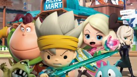 Data Giapponese di The Snack World