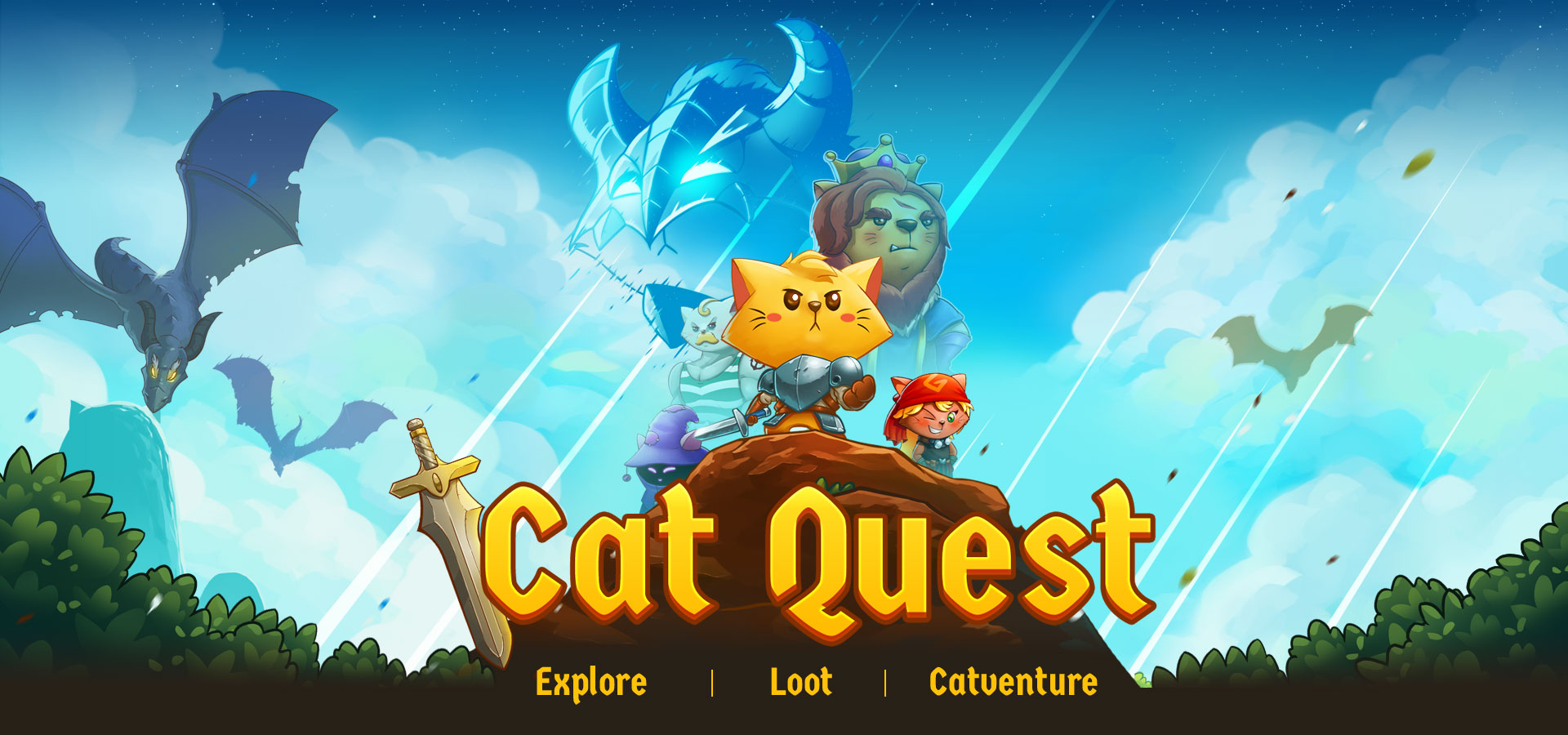 Cat Quest in Arrivo su Nintendo Switch