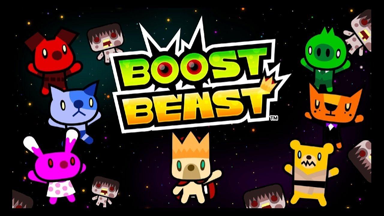 Boost Beast Arriva su Nintendo Switch