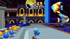 Sonic Mania Livelli Speciali Sonic CD
