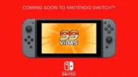 99Vidas Nintendo Switch
