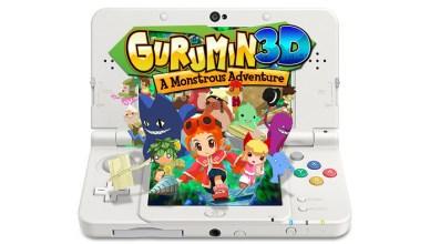Gurumin 3D Kickstarter Edizione Fisica Nintendo 3DS