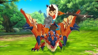 Monster Hunter Stories Nintendo 3DS
