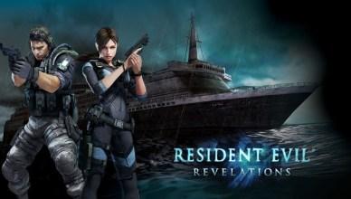 Resident Evil Revelations Nintendo Switch