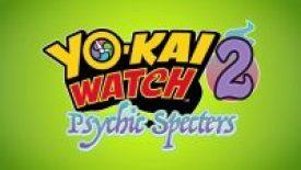 Yo-kai Watch 2 Psychic Specters Nintendo 3DS