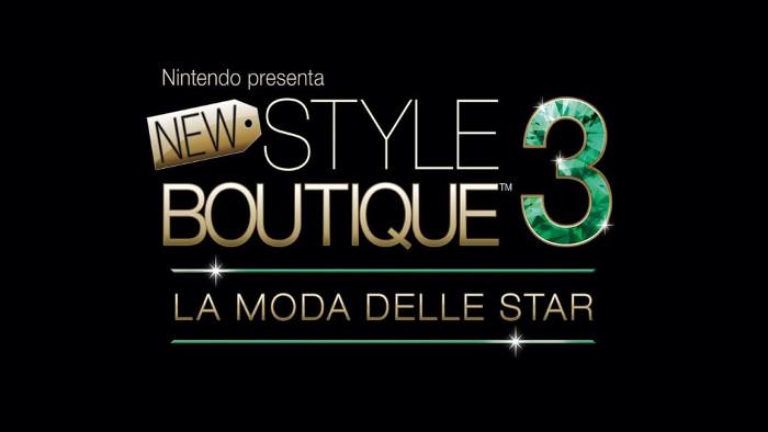 New Style Boutique 3: La Moda Delle Star Annunciato per Nintendo 3DS