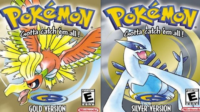 Trailer di Pokémon Gold e Silver per Virtual Console