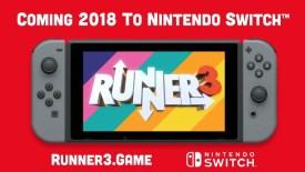 Runner 3 Nintendo Switch