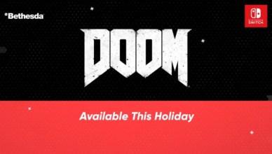 Wolfstein ii Doom Nintendo Switch
