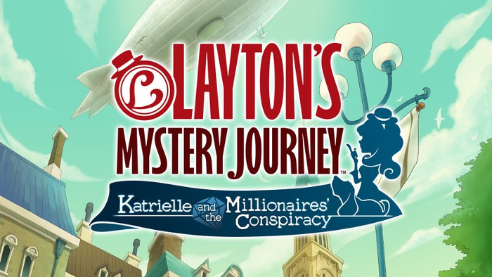 Data di Layton's Mystery Journey Katrielle and the Millionaires' Conspiracy