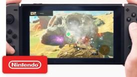 Nintendo Switch può Catturare Video
