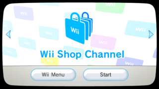 Wii Shop Channel Nintendo Wii eShop