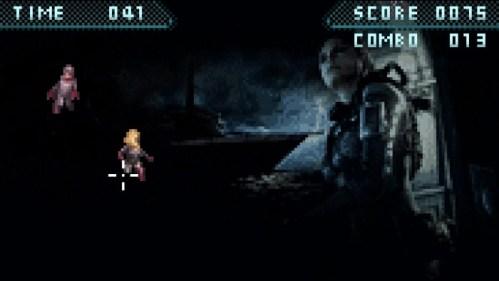 Resident Evil Revelations Ghost Ship Panic Ghouls 'n Homunculi Nintendo Switch