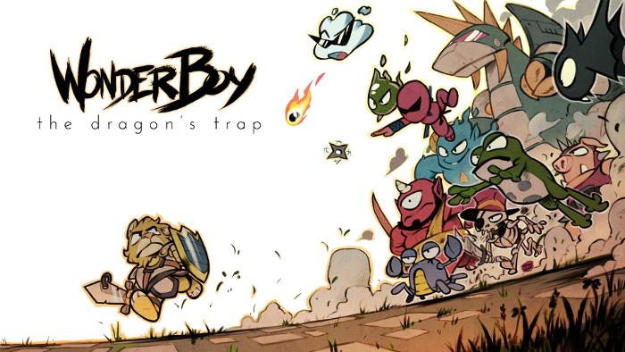 Wonder Boy: The Dragon's Trap Arriva in Verisone Fisica in America