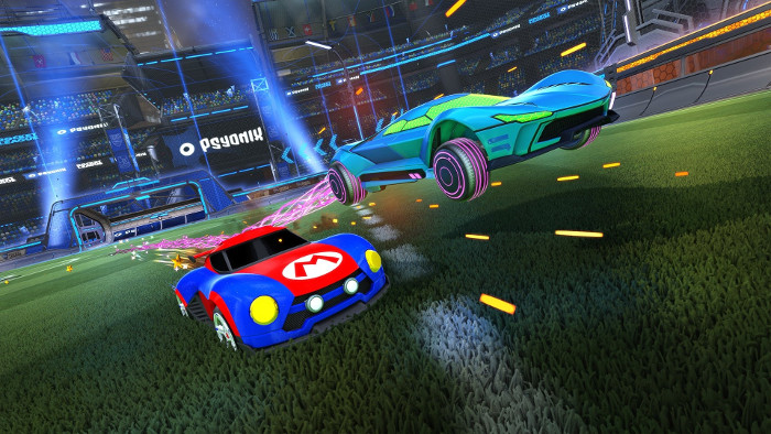 Versione Fisica di Rocket League in Arrivo per Nintendo Switch