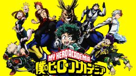 My Hero Academia Nintendo Switch