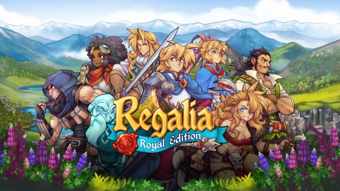 Regalia: Of Men and Monarchs Arriva su Nintendo Switch