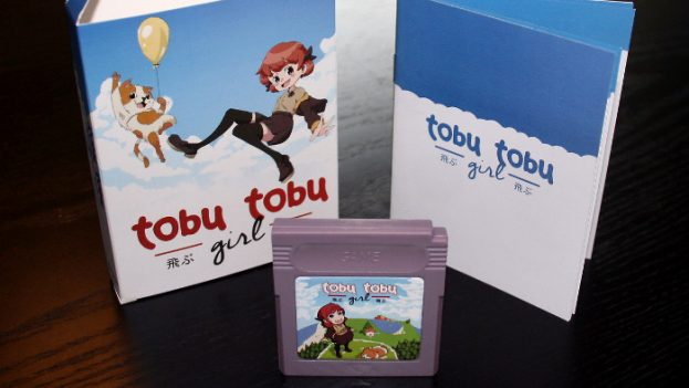 Tobu Tobu Girl GameBoy