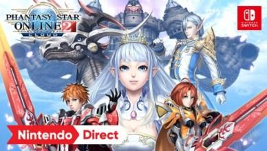 phantasy star online 2 nintendo switch
