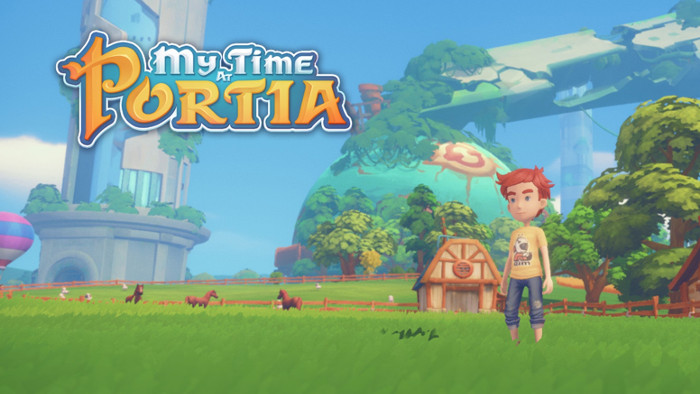 My Time At Portia Nintendo Switch