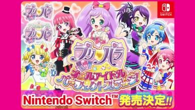 PriPara All Idol Perfect Stage Nintendo Switch