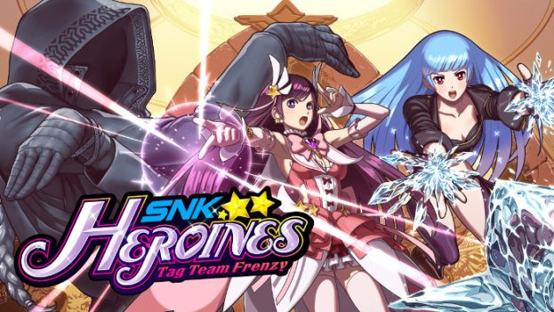 SNK Heroines Tag Team Frenzy Nintendo Switch
