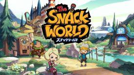 The Snack World Trejarers Nintendo Switch