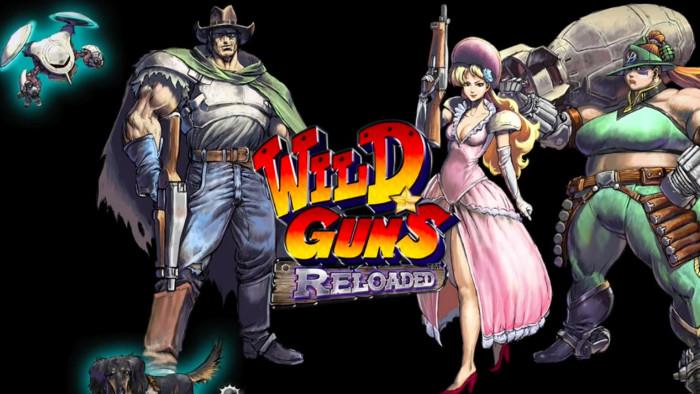 Wild Guns Reloaded Arriva su Nintendo Switch il 17 Aprile