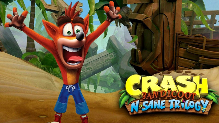 Crash Bandicoot N.Sane Trilogy Arriva su Nintedno Switch a Luglio