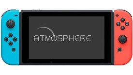Atmosphere-NX Linux Nintendo Switch