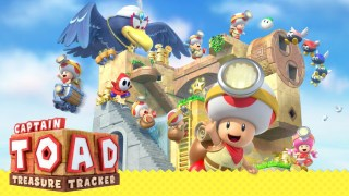 Captain Toad Treasure Tracker Nintendo Switch Nintendo 3DS