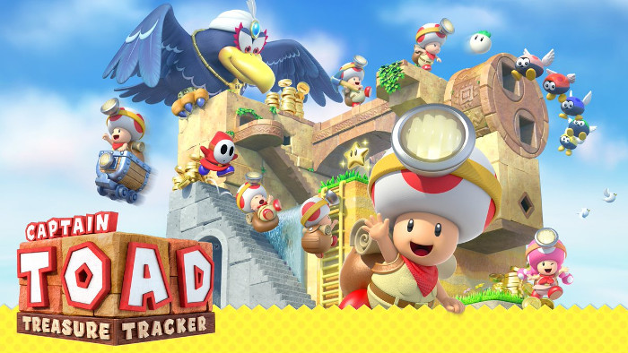 Captain Toad: Treasure Tracker Arriva su Nintendo Switch e Nintendo 3DS