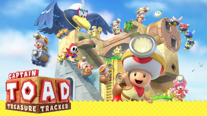 Nuovi Contenuti Scaricabili per Captain Toad: Treasure Tracker