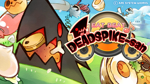 Eat Beat Deadspike-san Arriva su Nintendo Switch