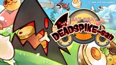 Eat Beat Deadspike-san Nintendo Switch