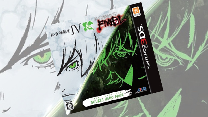 Shin Megami Tensei IV & FINAL: Double Hero Pack con Shin Megami Tensei IV e Megami Tensei IV: Apocalypse Arriverà in Giappone
